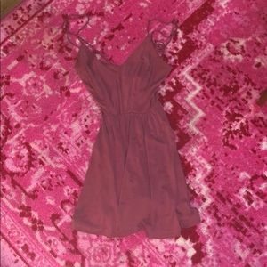 Silence and noise maroon romper